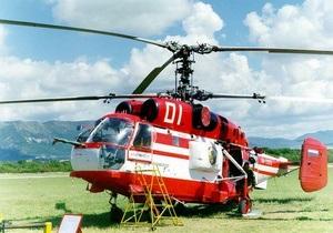 Вертолет Ка-32 упал на границе Краснодарского края и Адыгеи: новые подробности