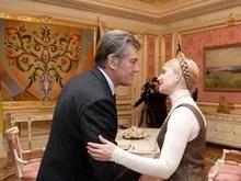 Сегодня Ющенко встретится с Тимошенко