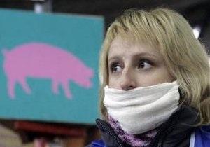 В Киеве грипп А/H1N1 подтвержден у 387 человек