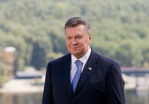День Независимости - Виктор Янукович: Виктор Янукович поздравил украинцев с Днем Независимости