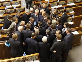 Регионалы не будут блокировать Раду из-за Луценко