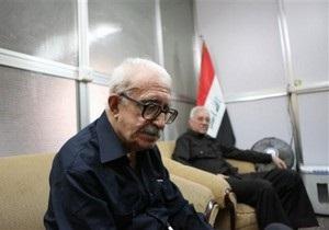 Президент Ирака отказывается подписывать смертный приговор Тарику Азизу