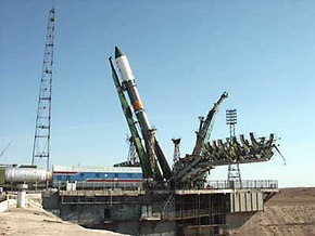 На жилой дом на Алтае упал фрагмент космической ракеты-носителя