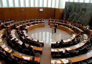 Правительство Словении получило вотум недоверия парламента