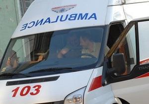 В Тернопольской области секретарь и депутат сельсовета во время сессии были травмированы кирпичом