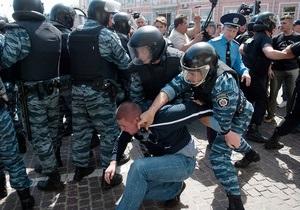 Столкновения 18 мая: главу МВД вызывают в Раду