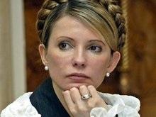 Тимошенко: Украина не получала от Газпрома официального заявления о сокращении поставок газа