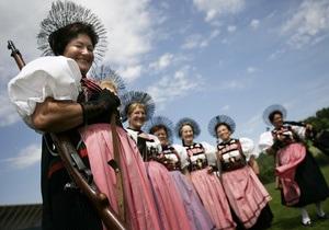 Жители Швейцарии проголосовали за возможность хранить оружие дома