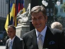 Ющенко перенес визит в Генпрокуратуру