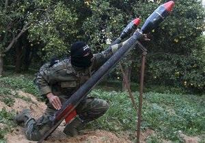 Израильский курорт Эйлат подвергся ракетному обстрелу