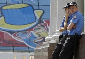 Центр Киева во время Евро-2012 будут патрулировать милиционеры на велосипедах - СМИ
