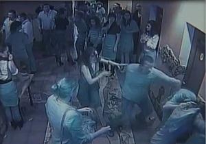 Массовая драка в ресторане Бердичева завершилась стрельбой