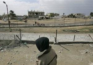 Израиль намерен построить стену на границе с Иорданией
