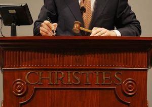 Выручка Christie s в 2010 году достигла рекордного уровня
