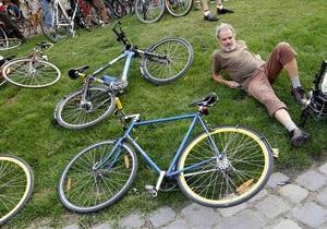Голландцы тратят на велосипеды около миллиарда евро в год