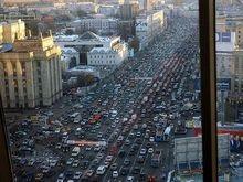 Масштабное ДТП парализовало движение в Москве