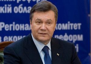 Янукович: Перед закрытием школ людям нужно было по-человечески все объяснить
