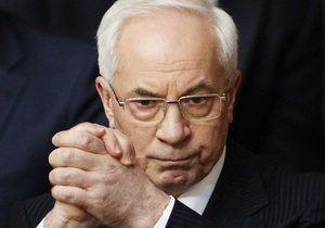 Азаров подтвердил, что депутаты злоупотребляют своей неприкосновенностью