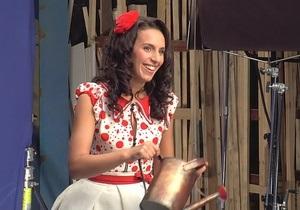 Джамала сняла клип для Евровидения-2011