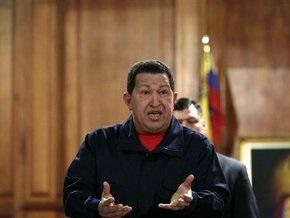 Чавес попросил венесуэльцев не мыться в душе более трех минут