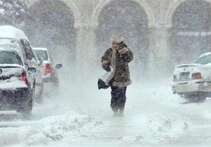 Румыния ограничила движение на дорогах из-за обильных снегопадов