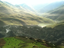 Пик Санты пополнит ряд экстравагантных пиков Кыргызстана