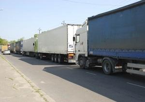 Из-за Януковича в Николаеве на 5 часов перекрыли международный транспортный коридор