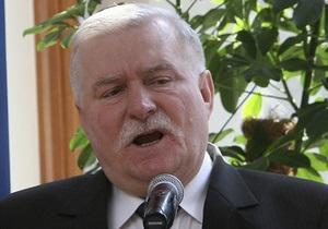 В России задержали украинца, обвиняемого в убийстве племянника Леха Валенсы