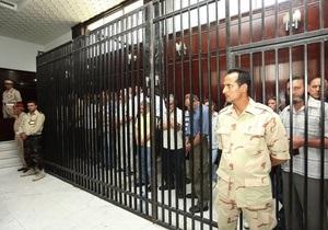 Осужденные в Ливии украинцы заявили, что уповают на помощь СМИ и властей