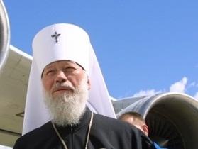 Митрополит Владимир обратился к верующим с праздничным посланием