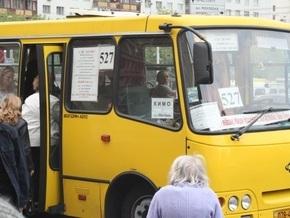 В Киеве у водителей и кондукторов общественного транспорта появятся бейджи