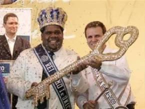 В Рио-де-Жанейро официально объявлено об открытии Карнавала