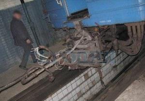Эксперты: Вчерашнее ЧП в киевском метро было первым за всю историю существования подземки