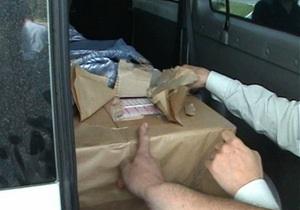 Дипломаты из КНДР под видом диппочты пытались вывезти из Украины 20 тысяч пачек сигарет