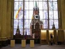 Москва и Санкт-Петербург больше не голосуют