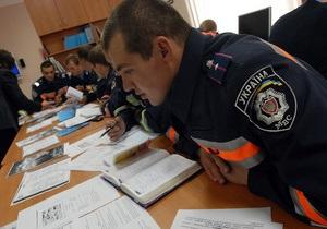 AFP: Украинские милиционеры учат английский ради Евро-2012