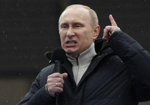 Bloomberg: Кончина Газпрома может свергнуть Путина