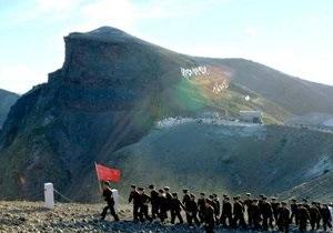 Ядерные испытания КНДР могут вызвать извержение вулкана Пэкту. США собираются нанести превентивный удар