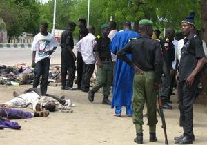 Пытаясь предотвратить религиозные столкновения, полиция Нигерии арестовала 200 человек