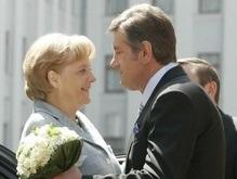 Ъ: У Ангелы Меркель и Виктора Ющенко не сложился альянс