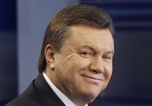 Янукович о реформах: Для меня очень важно быть честным