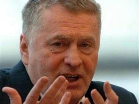 Жириновский: Через 5 лет Украина станет федеральным округом России