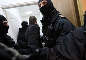СБУ провела массовые задержания в Шевченковском суде Киева