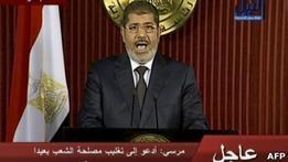 Президент Египта обратился к оппозиции с телеэкрана