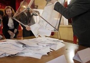 Российские оппозиционеры требуют второго тура для мэров