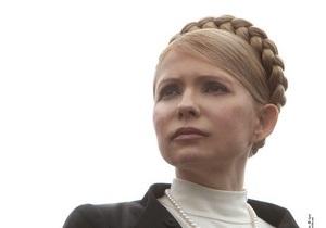 Тимошенко заявила, что власть пыталась сорвать ее пресс-конференцию