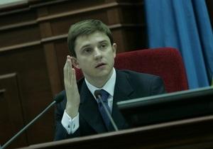 На заседаниях Киевсовета будет присутствовать министр экономики Украины