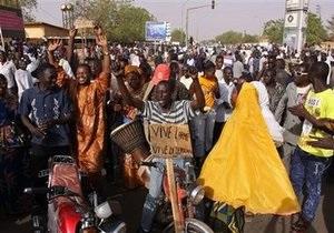 МИД просит украинцев воздержаться от поездок в Нигер