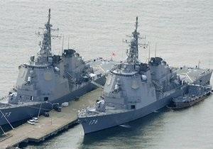 США предоставили Ираку два современных военных корабля
