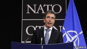 Генеральный секретарь НАТО прибыл в Грузию